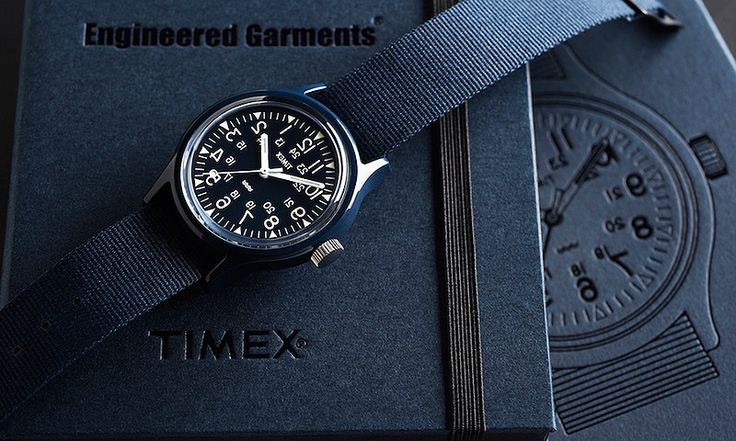 Image result for timex vintage field watch for j crew catalog
