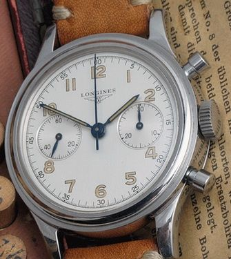 In-Depth: A Detailed Look At Early Longines Chronographs, Including The Legendar...