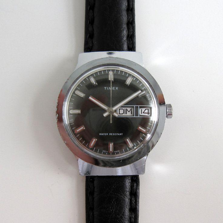 Maten en Cijfers - De diameter van horlogekast, inclusief de kroon is 38 mm. - D...