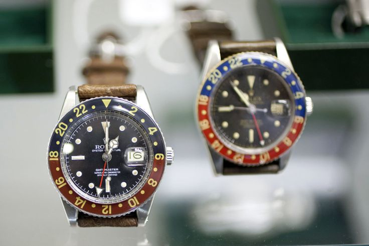 Watch Spotting: At The 2014 Miami Beach Antique Shows - HODINKEE