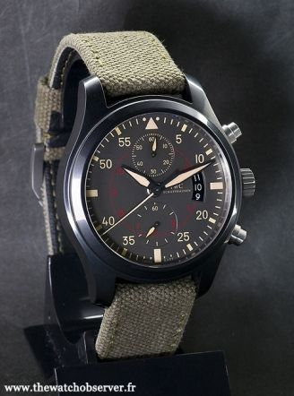 Montre d'Aviateur Chronographe TOP GUN Miramar - The Watch Observer