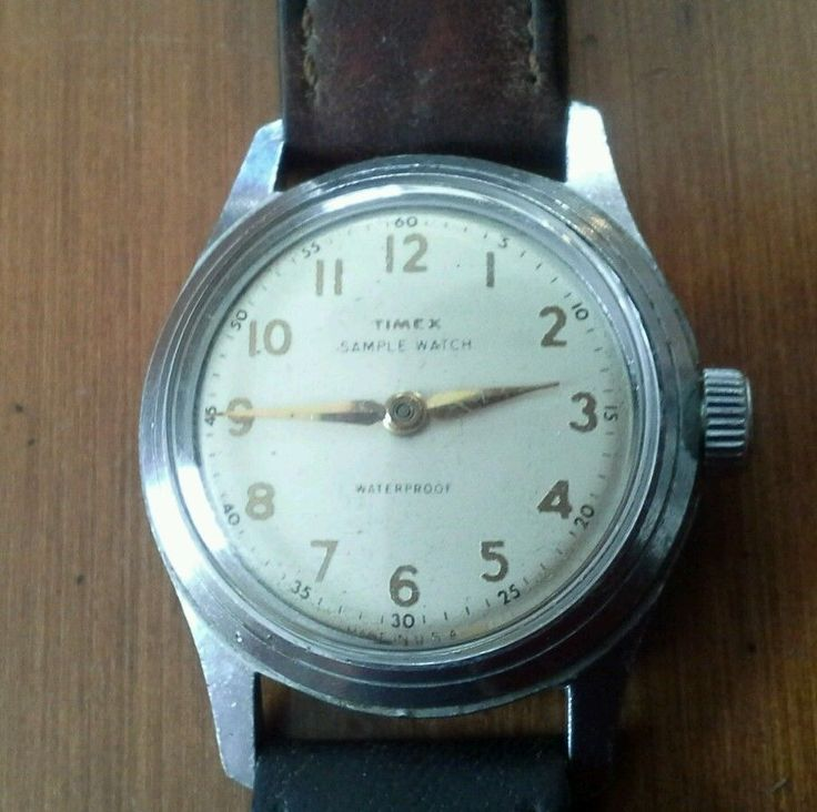 Most we have seen are labeled DEMONSTRATER WATCH. US TIME made sure to label the...