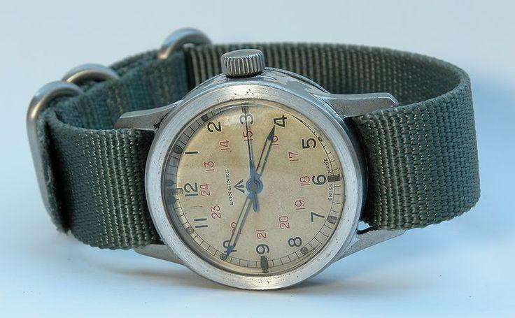Neue Uhr : Longines Heritage Military COSD - UhrForum - Seite 2