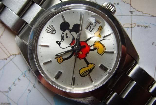 The (Sometimes) Murky World of the Re-Dialed and Customized Rolex Watches!