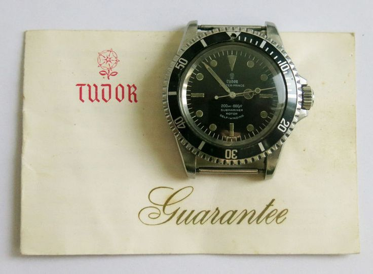Rolex Tudor 1967 Oyster Prince Submariner 200M Automatic Watch Ref# 7928/0
