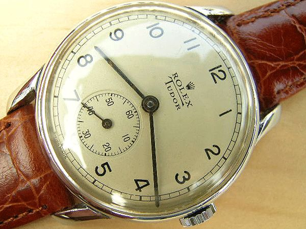 Rolex Tudor Wristwatches For Sale In UK | Vintage Rolex | Vintage Watches