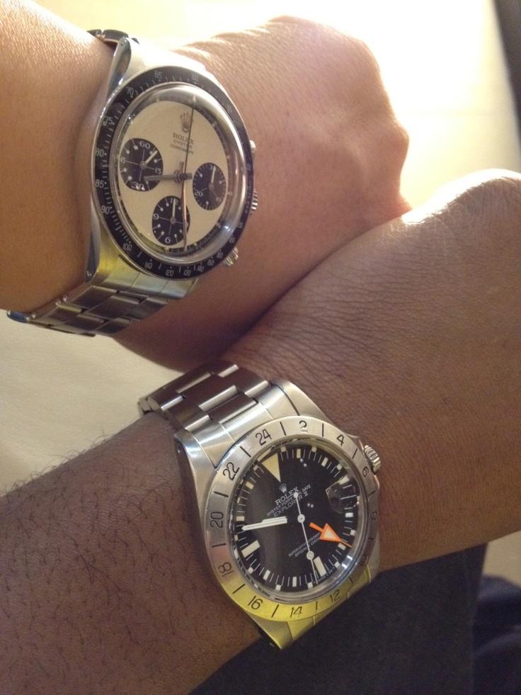 Steve McQueen & the Explorer 2; Did he or didn't he? - Rolex Forums - Rolex Wa...