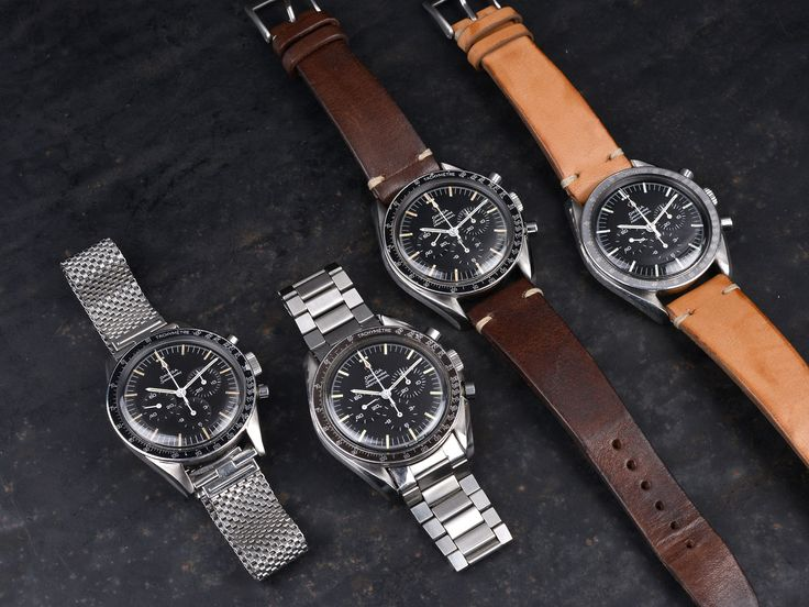The love for the vintage Omega Speedmaster at Bulang & Sons, fine watches and co...