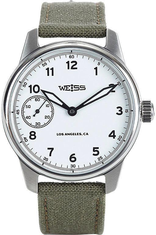 Weiss Men's Standard Issue Field Watch