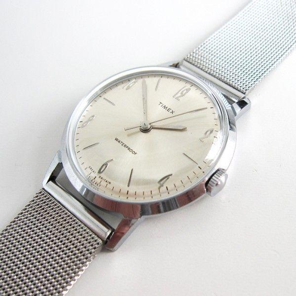 Yes! Timex Marlin 1967 - timexman.nl - sub $99 vintage watches - shipping worldw...