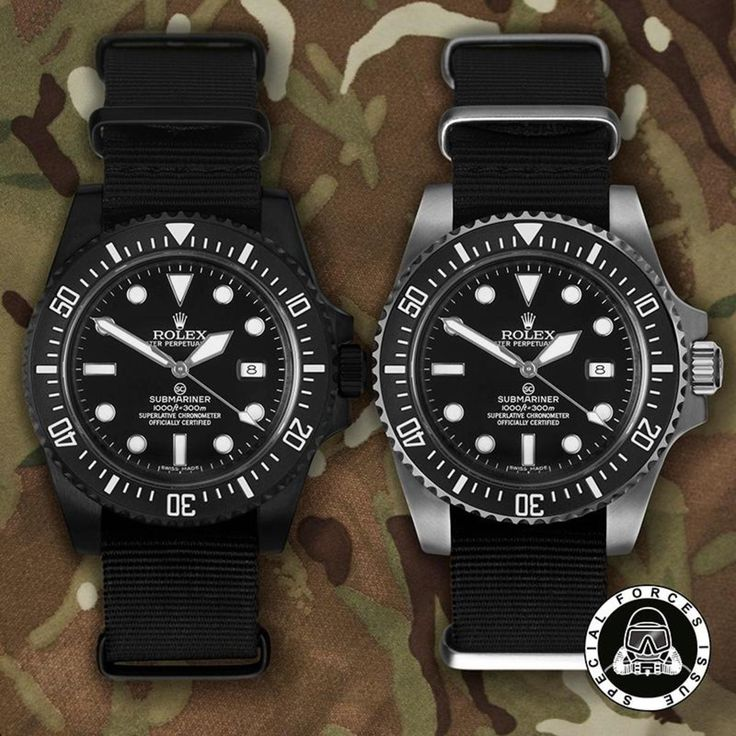 Exclusive: This Limited Edition Rolex Was Designed By Ex-British Special Forces