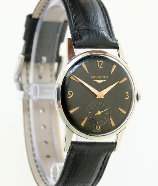 Longines Sei Tacche Circa 1942 Vintage Wristwatch - Farfo.com