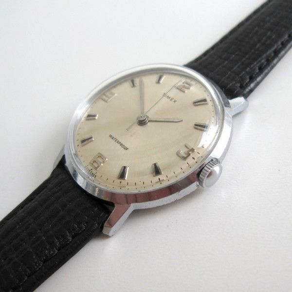 timexman.nl - Timex Marlin 1969. timexman.nl - Een betaalbaar vintage horloge vo...