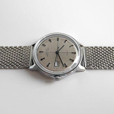 timexman.nl - Timex Viscount Calendar 'Crosshair' 1971. Een betaalbaar vintage h...