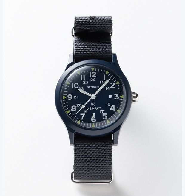 uniform experiment x BENRUS Military Watch - FNG magazine