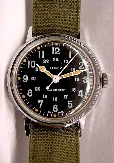vintage timex navy watch - Google Search
