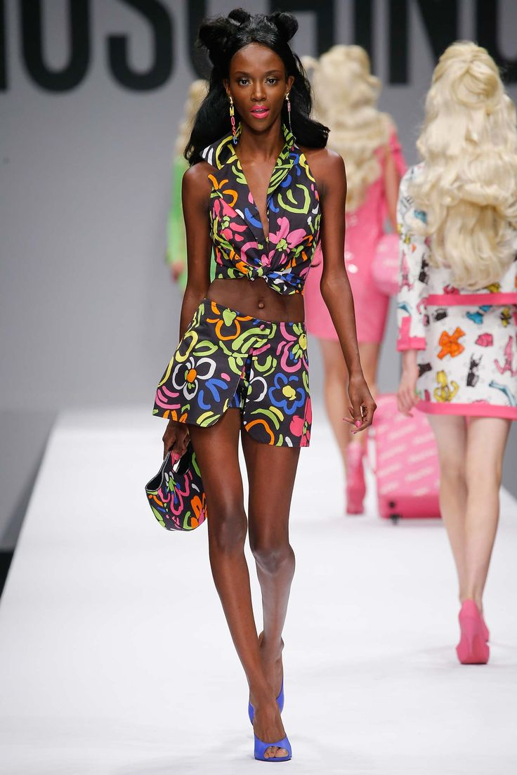 Moschino Spring 2015 Ready-to-Wear - Collection - Gallery - Look - Style.com