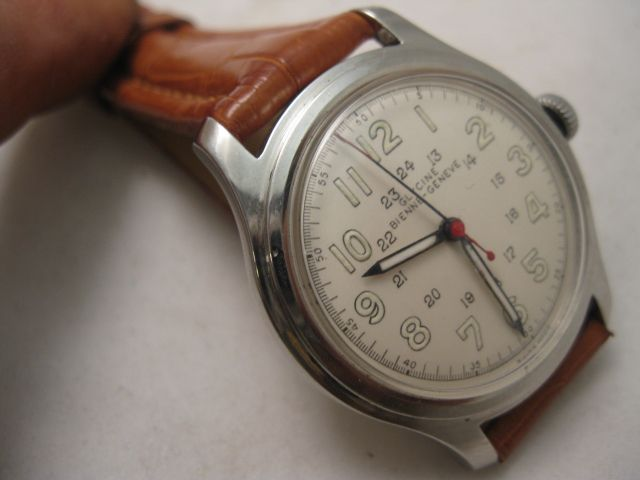 vintage military watch case - Google Search