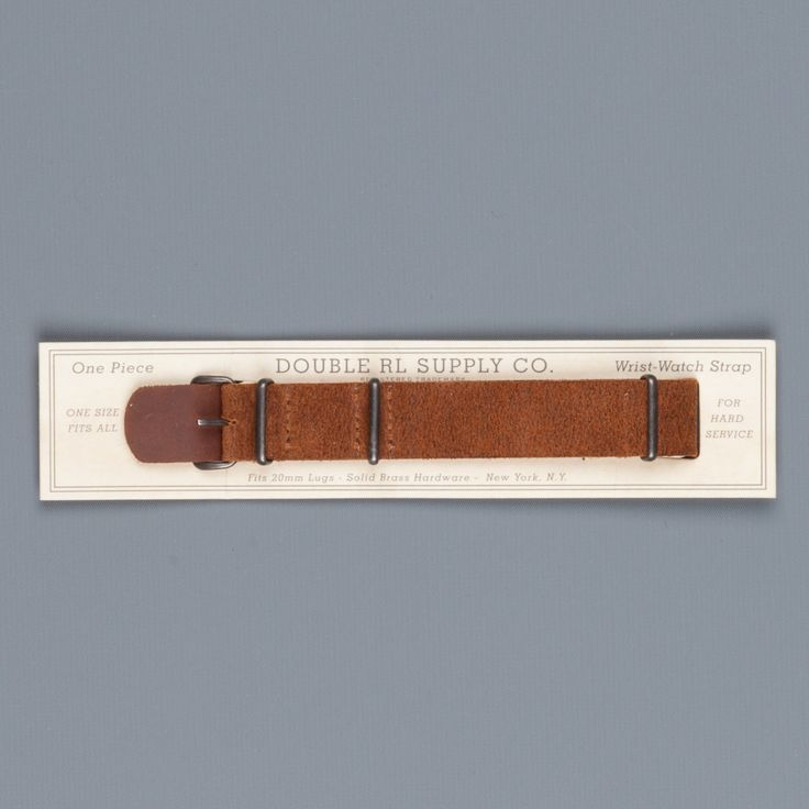 RRL Watch Band - Google Search