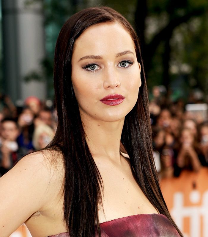 Take a walk down memory lane with us and see our favorite Jennifer Lawrence hair...