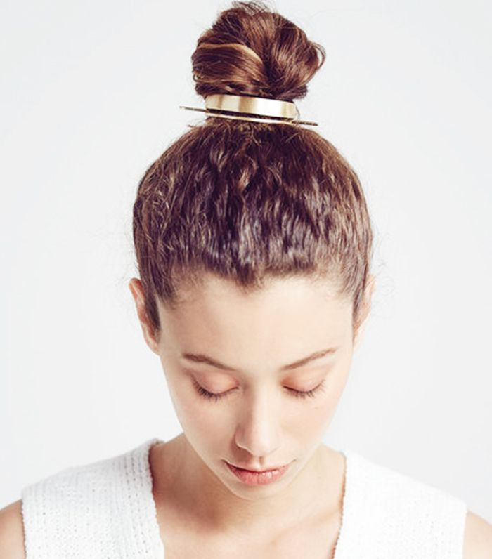 Looking for gold hair accessories to elevate your 'do? Click here for our fa...