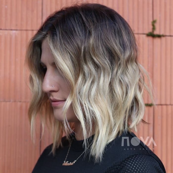 Thinking about trying blonde ombré hair? We've rounded up our favorite idea...