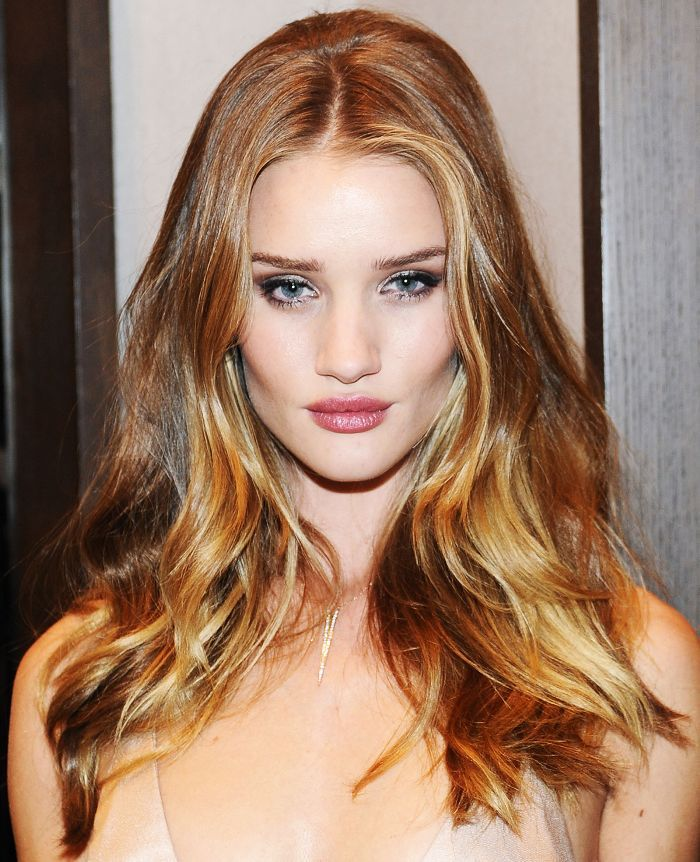 30 Ideas for Brown Hair With Blonde Highlights From Celebs
