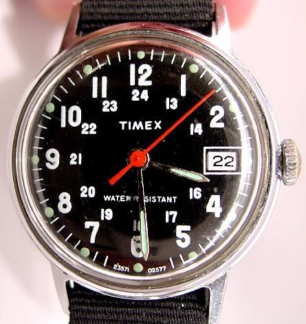 vintage timex military watch - Google Search