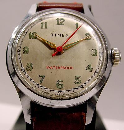 Timex Marlin Vintage