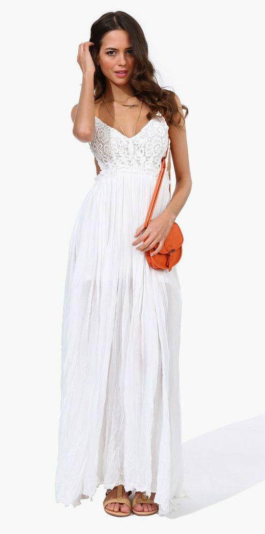 Sway Maxi Dress