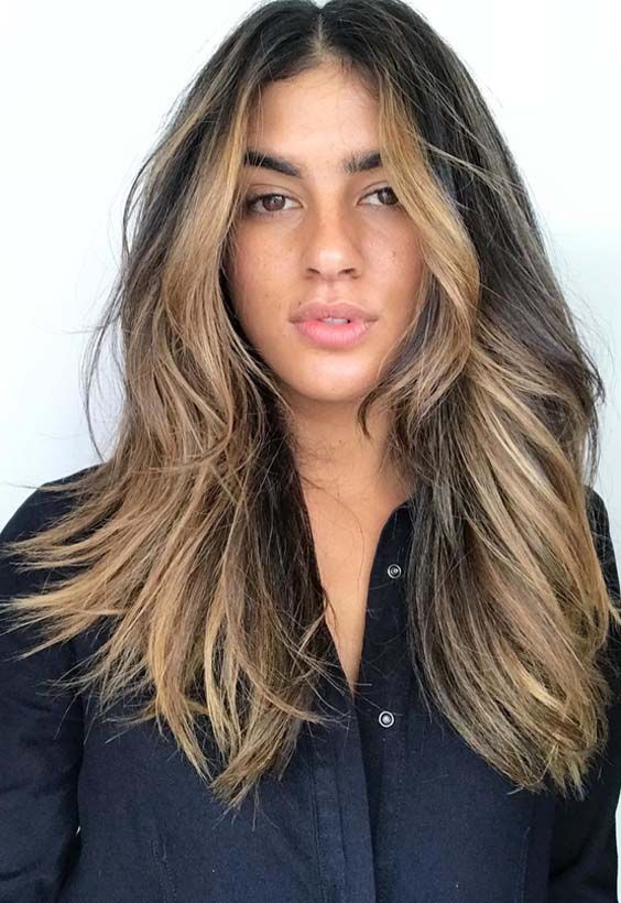 47 Beautiful Bronde Hair Color Contrasts for 2018. Discover the latest shades of...