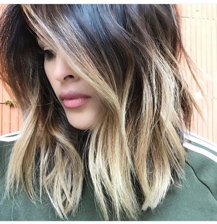 Best Hairstyles For 2017 2018 Ash Blonde Ombre