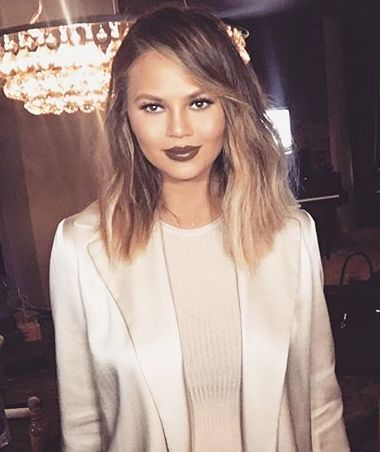 Best Hairstyles For 2017 2018 Chrissy Teigen Hair Flashmode Middle East Middle East S Leading Fashion Modeling Luxury Agency Featuring Fashion Beauty Inspiration Culture