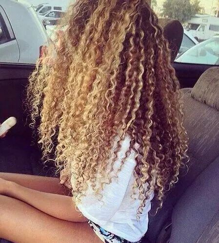 Code【SHELA20】save $20! Kinky curly hair can be bleached and dyed into any co...