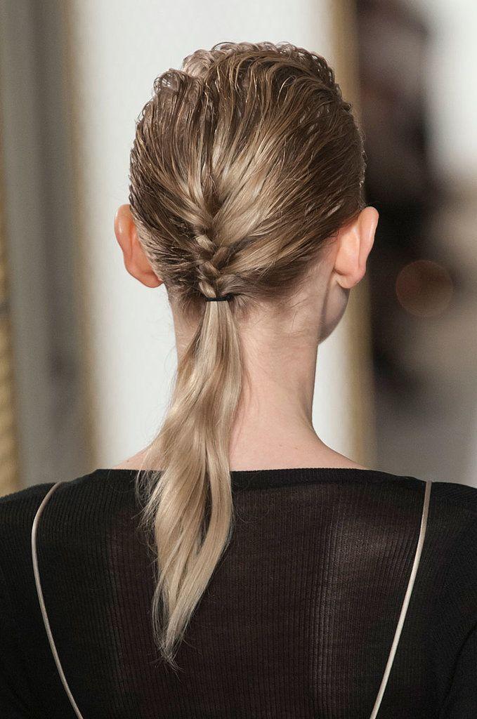 braid-ponytail hybrid