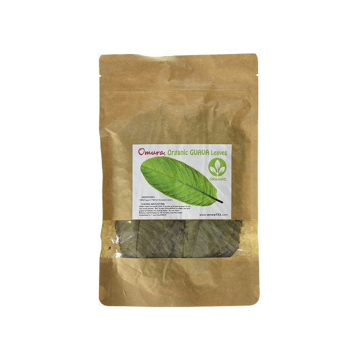 foods for longer hair: guava leaves