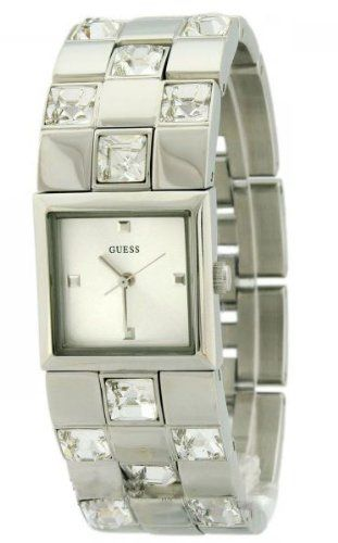 Guess W11178L1 29mm Silver Steel Bracelet