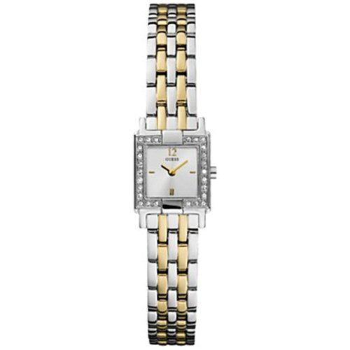 Guess Women's U10078L1 Stainless-Steel Quartz Watch with Silver Dial * Detai...