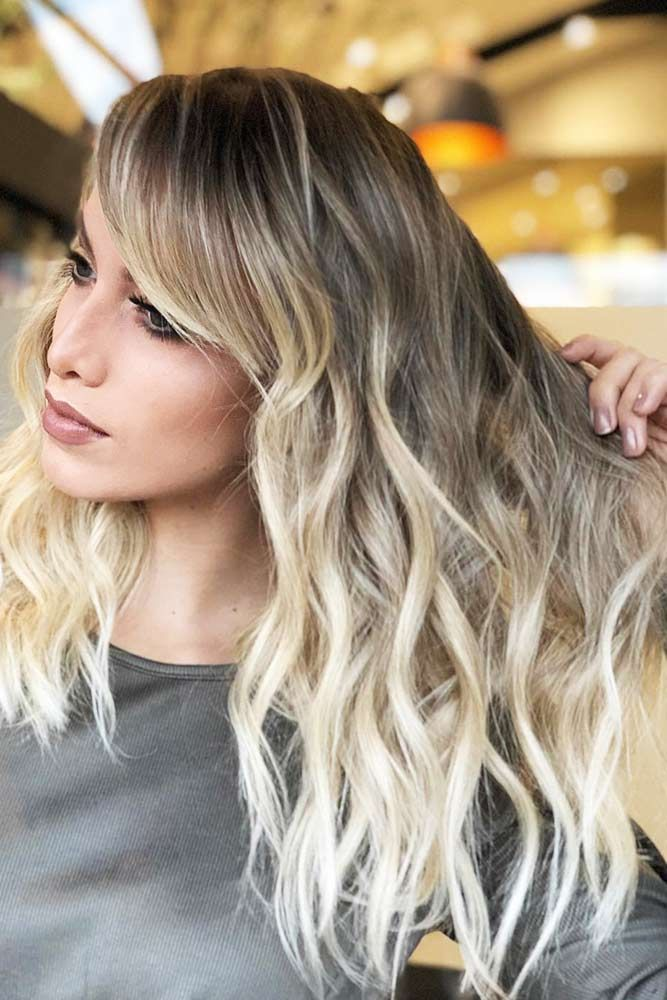 Ombre And Balayage Blonde #ombre #blondehair  ❤️ We have collected our favor...