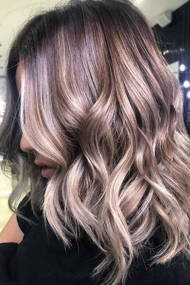 Sombre vs Balayage Highlights #balayage #highlights ❤️ We have collected our...