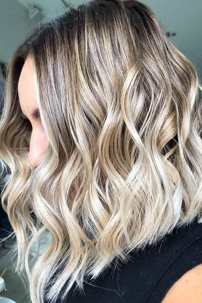 Take Care of Your Ash Blonde Ombre #blondehair #highlights #ombre ❤️ Ash blo...