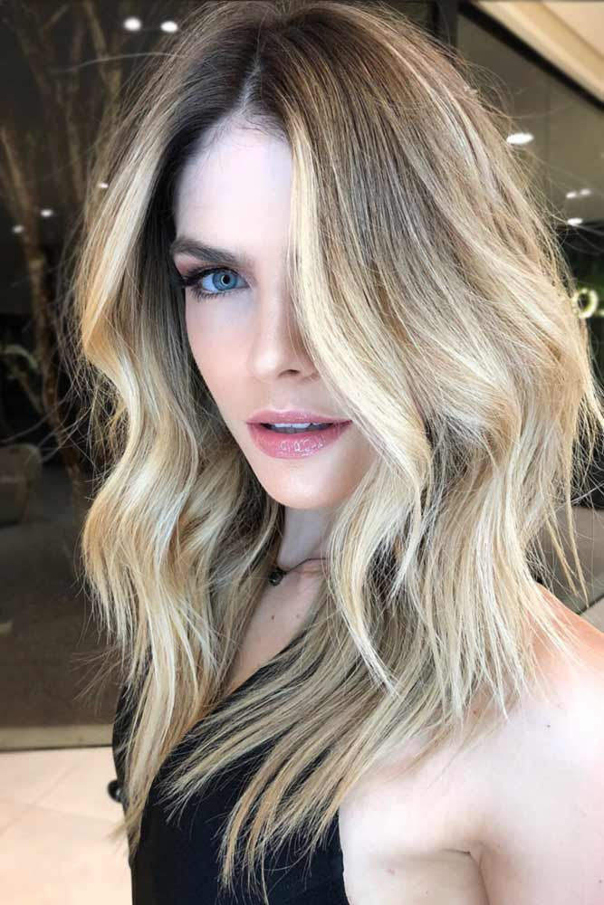 Tips On Dying Your Hair Blonde Brown #blondehair #balayage ❤️ Ash blonde hai...