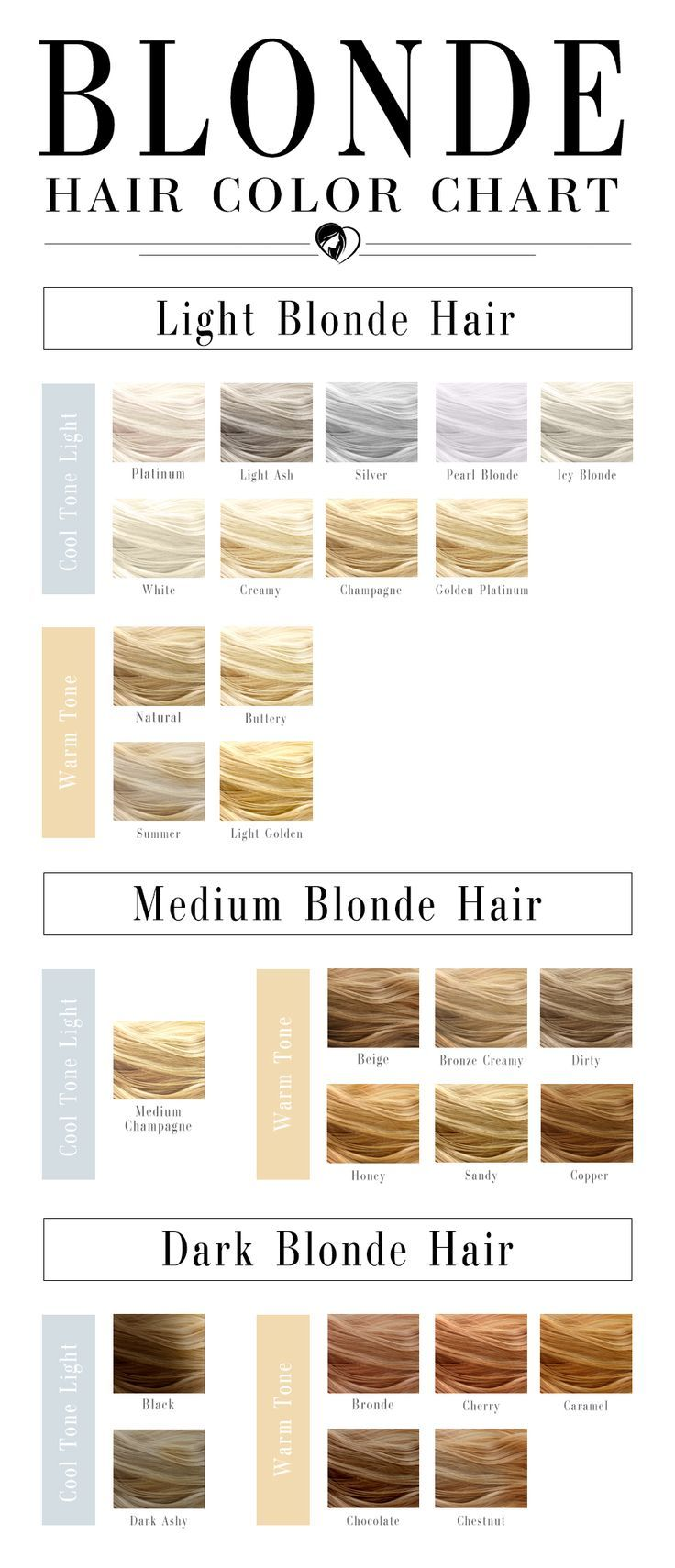 Hair Color 2017 2018 What Kind Of Blonde Mood Are You In