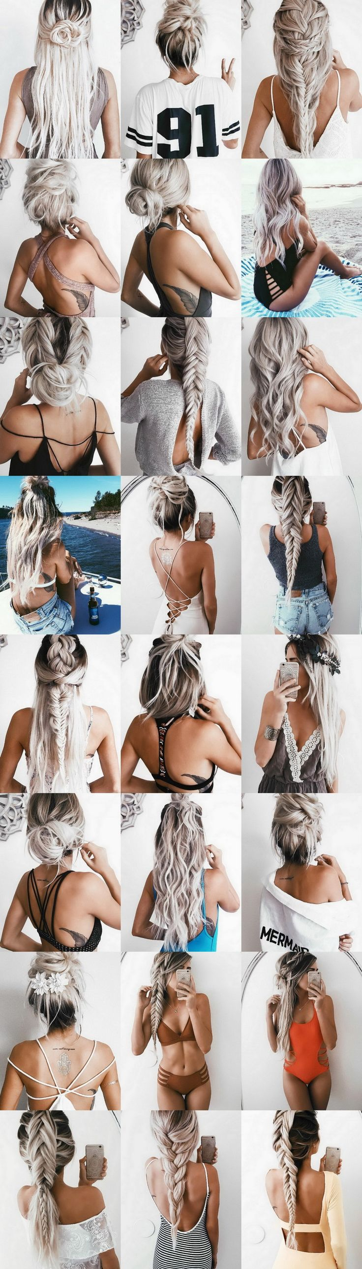 💇 24 Gorgeous Blonde Hairstyles Emily Hannon