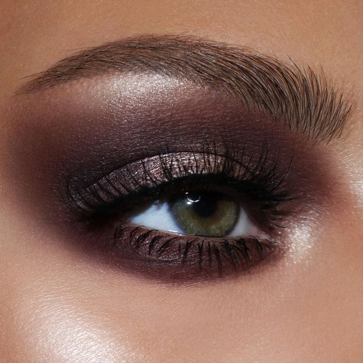 Makeup Ideas 2017 2018 Deep Velvety Brown And Bronze Dramatic