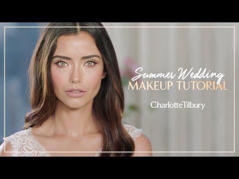 (2) Summer Wedding Makeup Tutorial | Charlotte Tilbury - YouTube