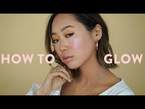 (5) How to GLOW - Highlight & Contour Makeup Tutorial ft. Nam Vo | Aimee Song - ...