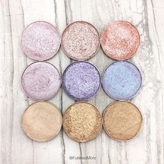A Beginner's Guide to Eyeshadows | Makeup Tutorials for Beginners | Everything...