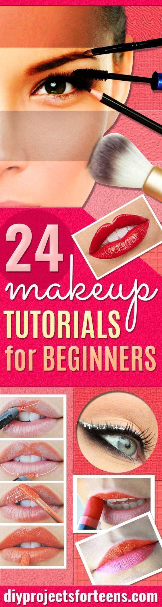 Best Ideas For Makeup Tutorials    Picture    Description  Best Makeup Tutorials...