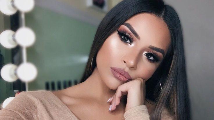 Bronzed Goddess Glam Makeup Tutorial   Sarahy Delarosa – Makeup Project #makeu...